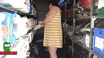 Mujer viuda se lo monta con el tecnico GUI00168