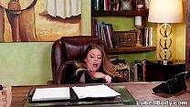 Busty masseuse Britney Amber pornhub video