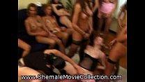 Shemales Gangbang Girl! - download porn videos