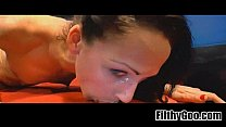 Amateur slut facials1 Widescreen TSO[17]