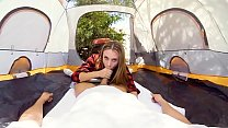 VRBangers.com ANYA OLSEN ROCKING THE TENT AND GETTING FUCKED OUTDOORS - Michellboobs