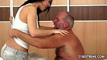 Denise Sky - Grandpas Fuck Teens