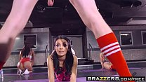 Brazzers - Big Tits In Sports - Sophia Laure and Danny D - Sweaty Ass Workout Preview