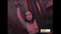 Slavegirl Tortured And Fucked Hard By Her Dungeon Master