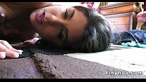Hot sex session with teen babe Natalie Monroe 2 44