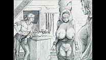 Evil Horror BDSM Artwork Vorschaubild