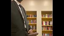 Jerking Off In Public Library