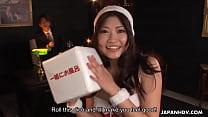 Magical Asian babe toy fucks her wet vagina Vorschaubild