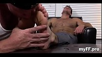 Homosexual fetish foot porn