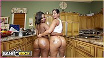 BANGBROS - Prepare To Whack Off Until Your Nuts Explode! It's Spicy J and Nina Rotti. thumbnail