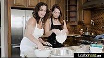 Cute Lovely Teen Girls (Ashley Adams & Brooke Haze) Play On Camera vid-06 pornhub video