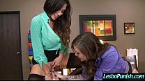 Cute Hot Girl Get Sex Punish With Toys By Lesbian mov-01