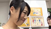 Subtitled bizarre Japanese anal sex preparation seminar HD Image