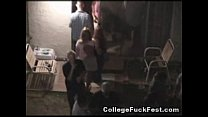 West Valley Free for all! - College Fuck Fest 07 thumbnail