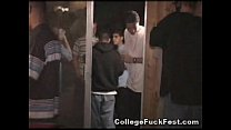 College Fuck Fest 07 - West Valley Free for all! thumbnail