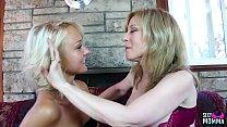 Sexymomma - Teenie Natasha Voya Gets Seduced By A Lusty Gilf