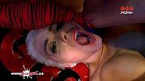 Busty Tattooed Babe Mila Milan first Monster Cock - German Goo Girls Vorschaubild