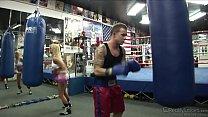 Brooke Belle After Boxing Fuck [트럭섹스 box truck]