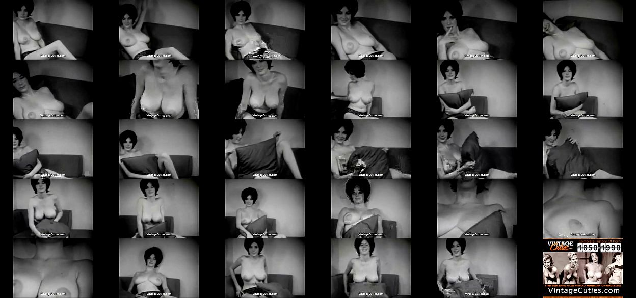 Softcore nudes and scene
