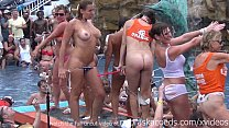 unspeakable debauchery at florida pool party porn thumbnail