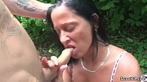 Real Mature Caught Piss Outdoor and Seduce to Fuck by Boy Vorschaubild