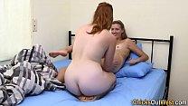 Lesbian aussie ass rimmed