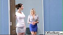 Hardcore Sex In Office With Huge Boobs Girl (Rachel RoXXX & Skyla Novea) vid-26
