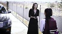 Casey Calvert lick Gina Valentinas pussy