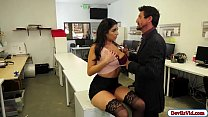 10343 Busty latina employee fucked by new boss preview