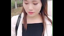 中国CAM女郎刘婷