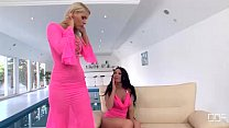 Dildo pleasures in the Ass from Antonia and Bra... Thumbnail