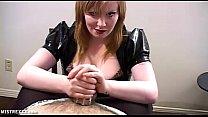 Mistress Femdom Handjob Tease and Denial thumbnail