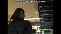 Real amateur couple enjoys sex in the public place - Xvideao thumbnail
