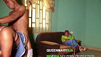 QUEENMARY9JA- Brother and sister fucked  in front of mom and dad while they were sleeping on the couch.