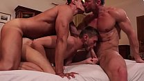 Threesome Bareback:Tomas Dario & Vlad