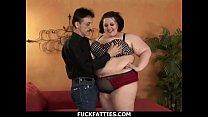 FuckFatties - BBW Babe Jellybean Big Tit And Pl...