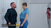 Milfs Like it Big - (Ryan Keely, Robby Echo) - Dickrupting Her Domestic Bliss - Brazzers preview image