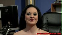 Tiedup submissives pounded in groupsex