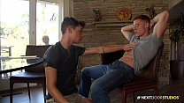 Tutor Session Goes South For Horny Young Twinks