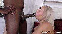 Squirting slut rides bbc porn thumbnail