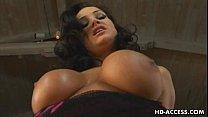 Pornstar with big tits gets hard fucking