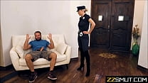 Fucked by milf cop