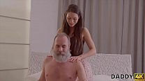 DADDY4K. Teen babe tells a story about her dadd... thumb