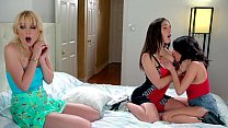 GIRLSWAY - They Do Everthing For The Sorority Membership - Abella Danger, Darcie Dolce and Chloe Cherry