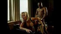 Beautiful Busty Blonde just loves Big Black Cock, Helen Duval