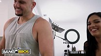 BANGBROS - Ass Parade Behind The Scenes Footage (NEW) Featuring Alina Belle & Jmac thumbnail