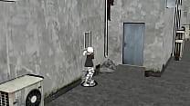 路地裏の蜜さん صورة