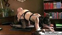 Sex In Office With Kinky Slut Big Melon Girl clip-30