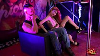 Image: Fiche vogliose sul palco di Eros Porto con Yukikon e Carla Kinky scopate da Sheri Taliani