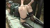 Sexy slave in cage has a hard lesson صورة